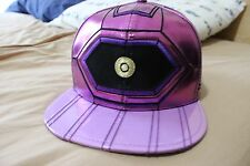 59fifty New Era Shock Wave Full Face Transformers Hat RAre