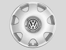 1 Set Original VW Volkswagen Polo 9N + 6R Copricerchi Coprimozzi 14 Pollici