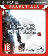 Essentials Dead Space 3 PS3 Playstation 3 IT IMPORT ELECTRONIC ARTS