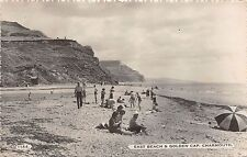 BR59307 east beach and golden cap charmouth  uk real photo