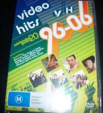 Video Hits 96 – 06 (Aust All Region) DVD (Aqua Blur Prodigy TLC Elvis Vs JXL – N