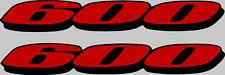 Pegatinas colín suzuki gsxr 600 k7 k8 stickers decals calcas moto adhesivos