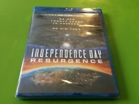 NEW Independence Day Resurgence [Bluray+DVD+Digital HD] [Blu-ray] FREE S/H !!!