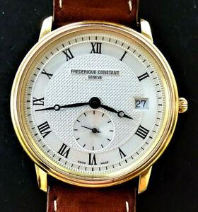 Frederique Constant Geneve 37mm Classique Elegant Men's Watch FC220/245X4S2516