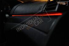 BMW 3er E46 Armaturenbrett EL Ambiente Lichtleiste Set Ambientebeleuchtung