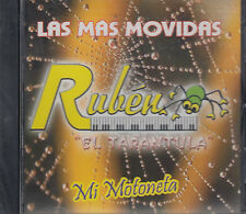 Ruben El Tarantula Mi Motaneta Las Mas Movidas New Sealed