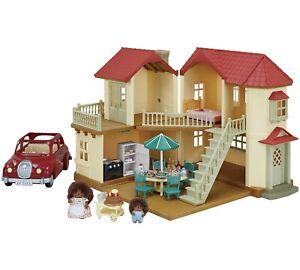 Sylvanian Families Beechwood Hall Gift Set 5349
