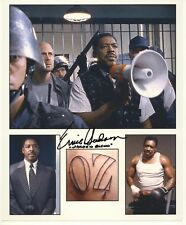 [8092] Ernie Hudson OZ Signed 10x8 Photo AFTAL