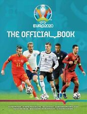 UEFA EURO 2020: The Official Book by Keir Radnedge 9781787394032   Brand New