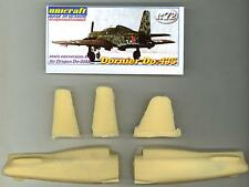Unicraft Models 1/72 DORNIER Do-435 Resin Conversion Kit