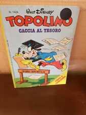 Topolino italian disney comics 1983