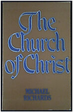 The Church of Christ by Michael Richards - first edition, very rare, signed