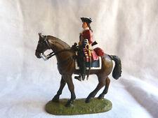 Delprado Histoire de la cavalerie - Marborough Cavalryman at Bienheim 1704