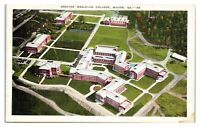 Greater Wesleyan College, Macon, GA Postcard *262