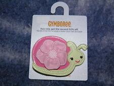 "GYMBOREE ""Fairy Garden"" Snail Flower Barrette~ NEW!"