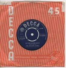 THE ROLLING STONES get off my cloud*the singer not the song 1965 UK DECCA 45