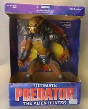 Vintage 90s Kenner Action Figur Ultimate Predator The Alien Hunter OVP