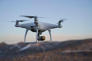 DJI Phantom 4 Pro Quadcopter - White