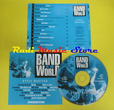 CD BAND IN THE WORLD STYLE MASTERS compilation 2005 TOTO JAPAN (C2)no lp mc dvd