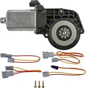 Power Window Motor Dorman 742-251