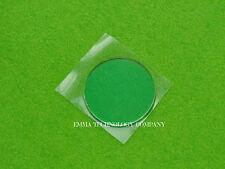 Dia 17mm Glass Ir Filter Lens For 532nm Green Laser High Transmittance Mirror