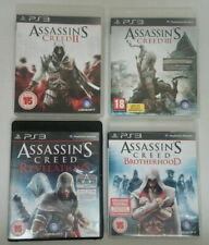 Assassin's Creed Bundle for Sony PS3 - ( II, III, Brotherhood & Revelations )