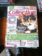 Cross Stitch Collection Magazine August  2014 Issue 238  (new)