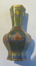 Mini vase hexagonal chinois