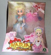 VINTAGE #2003 Ashita no Nadja NADJA APPLEFIELDS TOEI BANDAI DOLL#NIB Rare Dress