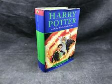 Harry Potter and the half-Blood Prince , Livre en anglais , Bloomsbury editor