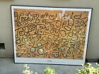 Extra Large 50x38 Abstract Art Print by Paul Klee