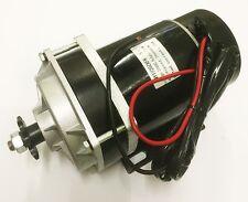 Moteur électrique 500W 24V avec support Trottinette Pocket Quad Trycicle EMT009