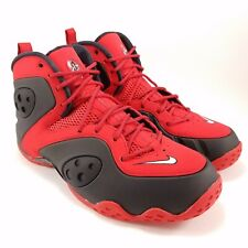 New Nike Zoom Rookie University Red Basketball Shoes BQ3379-600 Men's Size 10