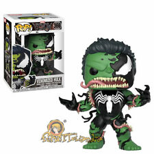 Venom Pop Marvel Vinyl Bobble-head Venomized Hulk 9 cm Funko Mini Figures
