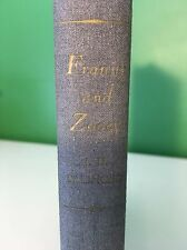 1st Edition 10th Printing 1961 Franny & Zooey JD Salinger Hardcover
