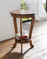 runde beistelltische aus massivholz | ebay, Moderne