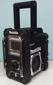 Makita-XRM06B 18V LXT Lithium-Ion Cordless Bluetooth Job Site Radio, Tool Only