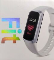 Brand New Samsung Galaxy Fit Activity Tracker + Heart Rate Silver SM-R370