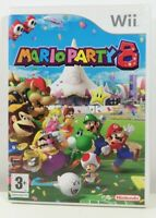 Mario Party 8 Nintendo Wii Game Near Mint Condition PAL UK Fast Free Postage