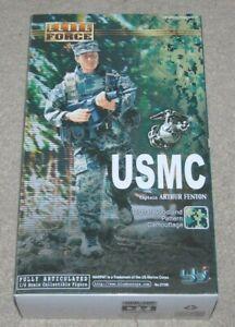 "BBI Elite Force 1/6 12"" Figure USMC Captain Arthur Fenton Free US ship! Figure S"