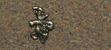 "D17 Pin Pinback Bd Movie Disney Bronze Donald Duck Character 0.7"""