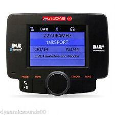 AutoDAB Go-S per Jeep in Auto Dab Ricevitore Radio Digitale Integrata Bluetooth