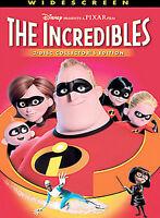 The Incredibles DVD Brad Bird(DIR) 2004
