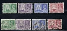INDIA  1946 VICTORY set both MLH and Used