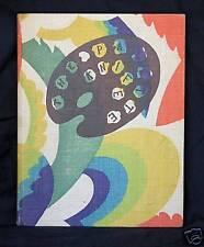 CHRISTOPHER MORLEY THE PALETTE KNIFE 1929 SIGNED LMTD 1st Edition ILLUSTRATED