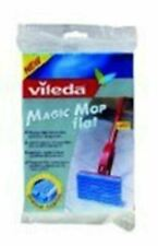 2 X Vileda Magic Mop Flat Refill New