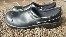 Sika Safety Shoe 101 Super Clog Closed Clog Schwarz Gre 50