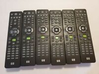 6 HP Remote Control 5069-8344 for HP Media Center PC - EUC TESTED & WORKS