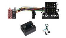 Para Citroen Jumper 2 Autoradio Adaptador de Enchufe Volante Teclas Cable