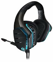 Logitech 981-000586 G633 Artemis Spectrum RGB 7.1 Surround USB  Gaming Headset